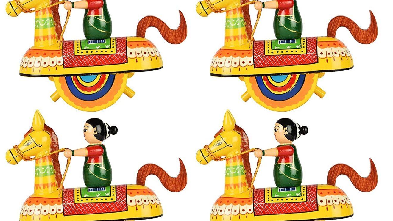 Wooden toys Amazon India