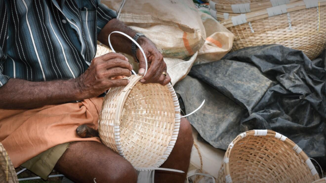 Share the Craft- Natural Fibre