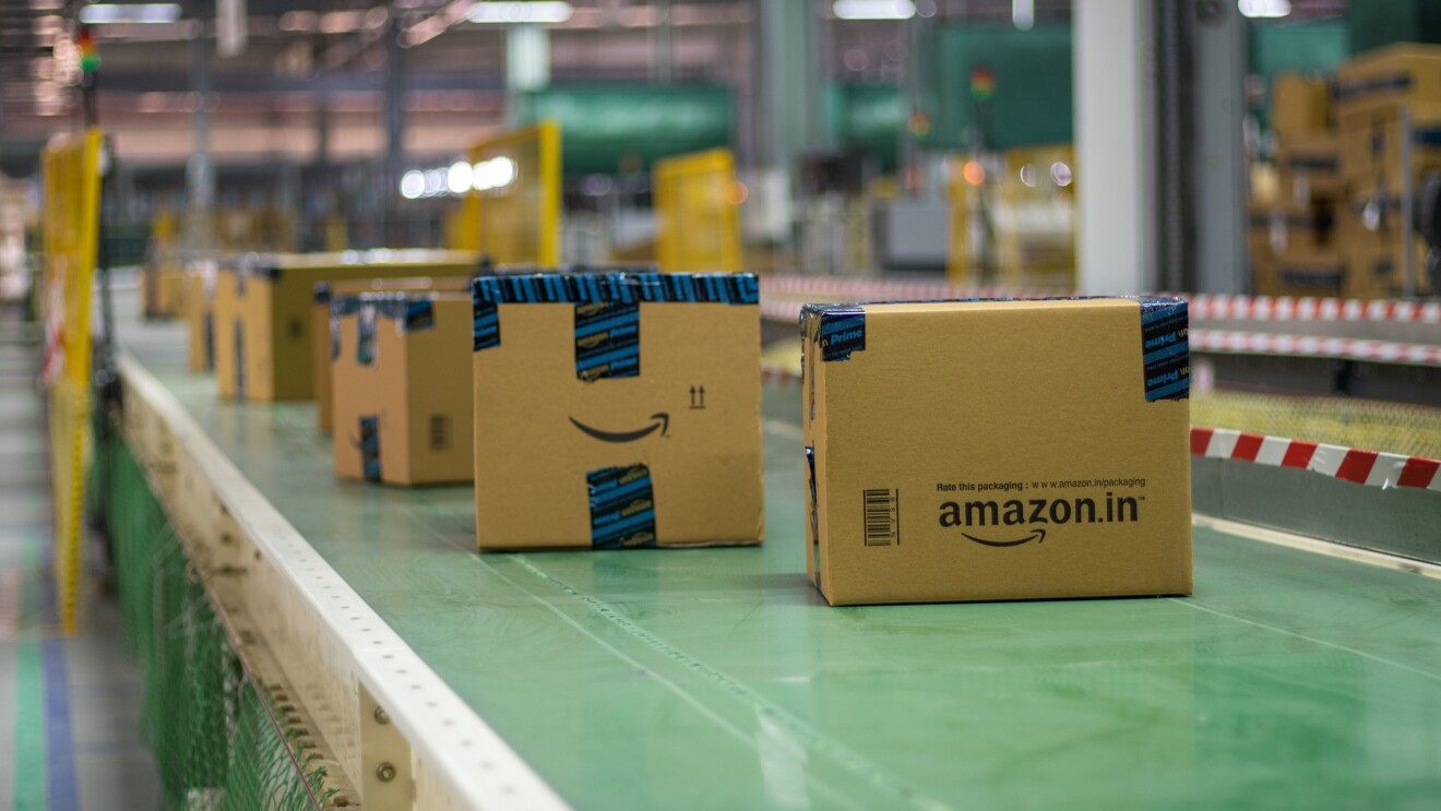 Secure delivery Amazon India operations