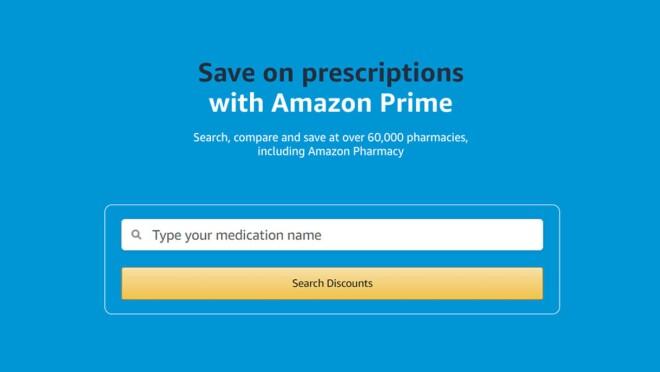 Amazon Pharmacy how-to graphics