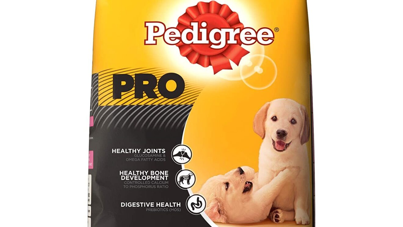 Pedigree PRO Expert Nutrition Large Breed Puppy (3-18 Months), Dry Dog Food image