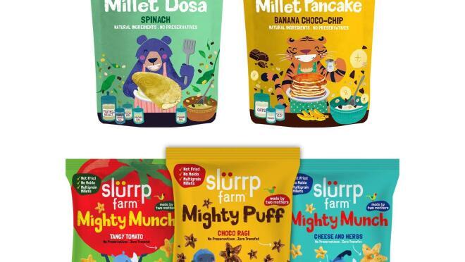Slurrp farm products