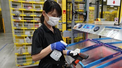 新型コロナウイルス感染症対策日本