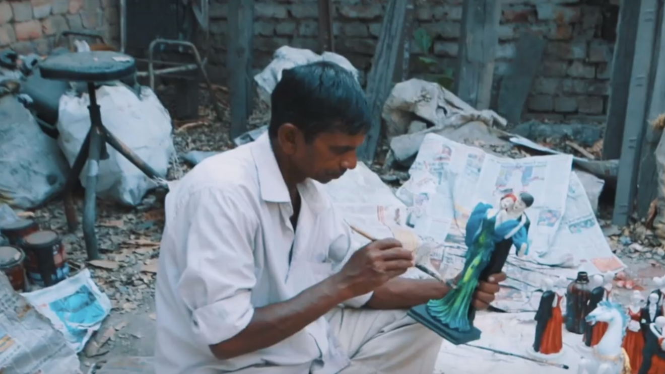 Tied Ribbons revives Indian handicrafts