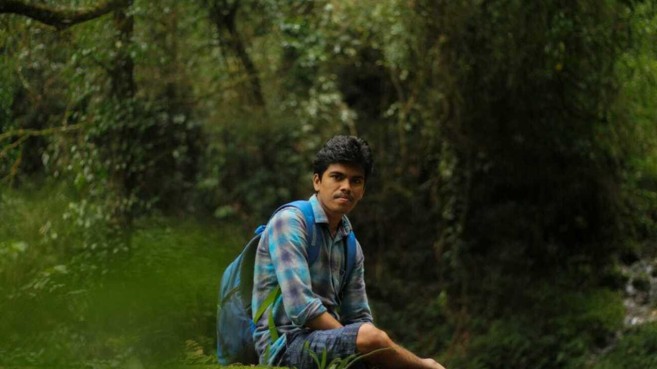 Award winning author Vignesh