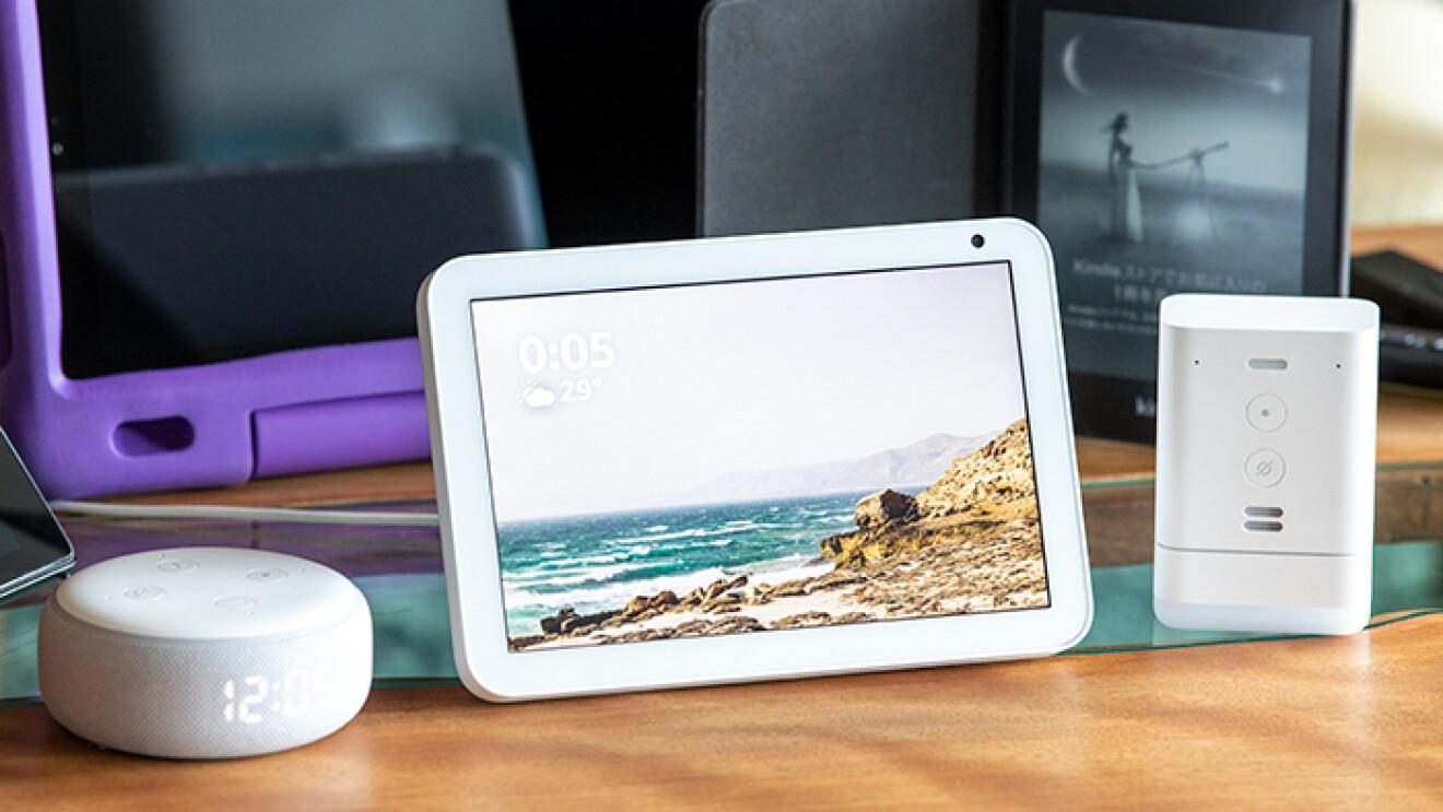 夏のおうち時間をもっと豊かに。Amazonデバイスで実現する、ちょっとスマートで、快適なおうち時間